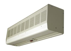 Leading Edge Low Profile Air Curtain-Image