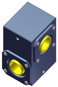 Insert-A-Shaft® Right Angle Gear Drives-Image