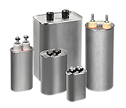 DC Rated Oil Filled Capacitors-Image