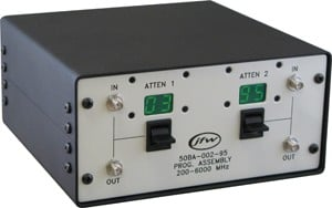 New Low Cost Attenuators from JFW-Image