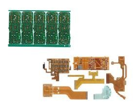 Rigid and Flexible PCB's from STACI-Image