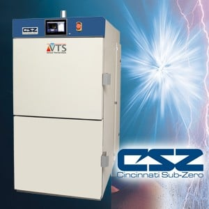 Compact Thermal Shock Chamber from CSZ-Image