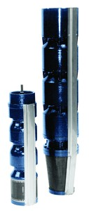 Submersible Pumps for Industrial Applications-Image