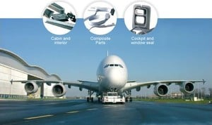 Plastic Tubing & Engineered Plastics in Aerospace-Image