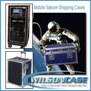 SATCOM SHIPPING CASES & RACKS-Image