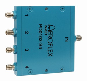 4-Way Wilkinson Power Divider-Image