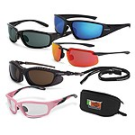 Stylish Crossfire Safety Glasses at Low Prices-Image