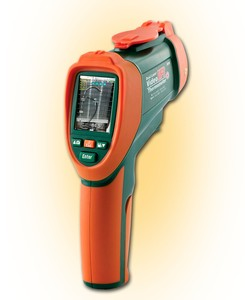 Digital Infrared Video Thermometer-Image