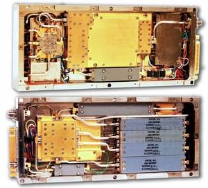 5-Channel Channelized Receiver Front-End 1-18 GHz-Image