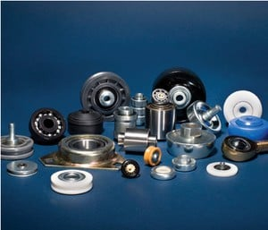 Custom Radial Ball Bearings -Image