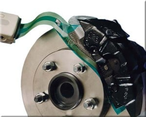 Brake Pad & Shoe Pressure Distribution Measurement-Image