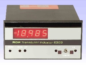 Analogue Amplifier With Digital Display-Image