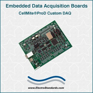 High Performance Embedded Data Acquisition-Image
