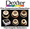 Thermopiles...Fire Suppression / Detection-Image