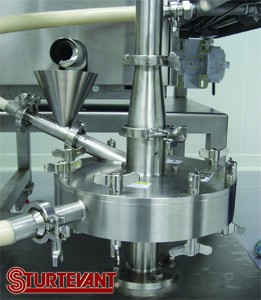 Micronizer Jet Mill for the Cosmetic Industry-Image
