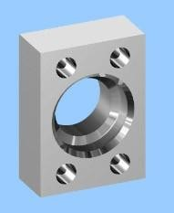Custom and Stock Hydraulic Flanges and Fittings-Image