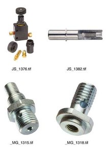 Components for Pneumatic & Hydraulic Uses-Image