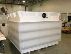 Plastic Welding: Secondary Containment Tank Repair-Image