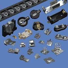 Battery Holders,Clips&Contacts for all industries-Image
