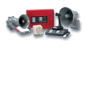 SelecTone® Plant Wide Warning and PA Systems-Image