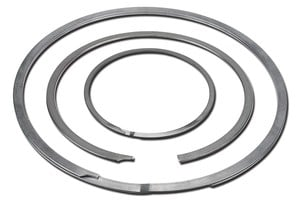 Stainless Steel Spirolox Retaining Rings-Image