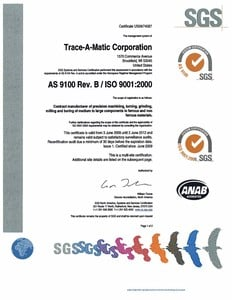 AS9100 Certification-Image
