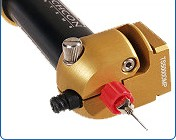 TS5000DMP Disposable Material Path Rotary Valve -Image