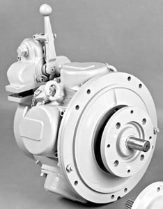 KK5B Series Direct Drive Radial Piston Air Motors-Image