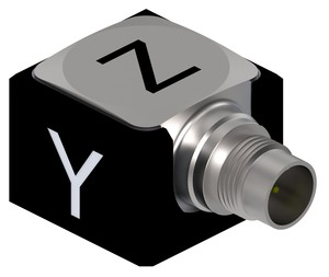 Model 3403A, Miniature Triaxial Accelerometer-Image