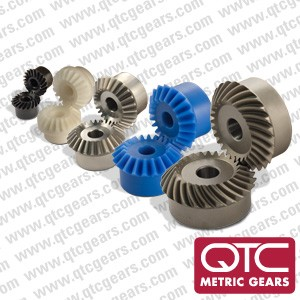 Metric Miter Gears from QTC Metric Gears -Image