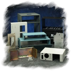 Casings for Computer & Telecom Industries.-Image