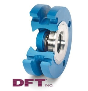 DFT® AxialFlow Wafer Check Valve Built for Safety -Image