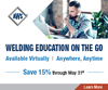Receive Up to $25K for Your Welding Education-Image