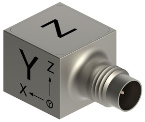 Miniature Triaxial Accelerometers, 3263A Series-Image
