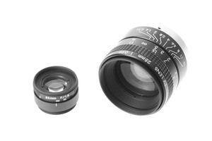 Imaging Lenses(25mm)... IR Light Spectrum -Image