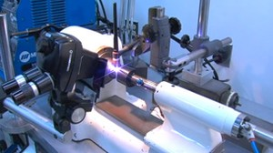 Transferred Arc Welding-Image