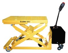Econo Lift Self-Propelled Lift Tables!-Image