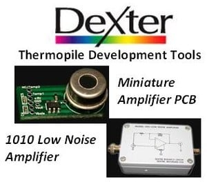 Infrared Thermopile Detectors & Development Tools-Image