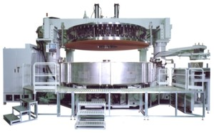 LSP Series Dual-Face Lapping & Polishing Machinery-Image