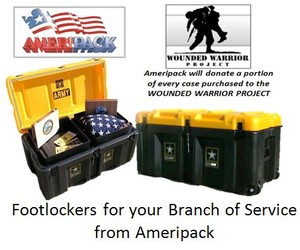 Footlockers for your Branch of Service -Image