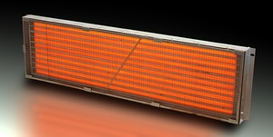 Radplane® Rapid Response Electric Infrared Heaters-Image