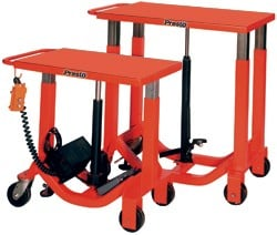 Hydraulic/Electromechanic Post Lift Tables-Image