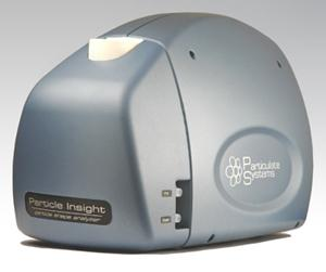 Particle Insight Size and Shape Analyzer-Image