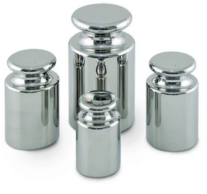 OIML Class E1 weights now available from Rice Lake-Image