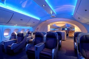Silicone Solutions for Aircraft Cabin and Interior-Image