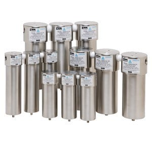 Stainless Steel - 3 Stage Sterile Air Filters -Image