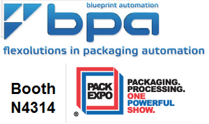 Visit blueprint automation at pack expo n 4314 from blueprint product announcement from blueprint automation inc malvernweather Image collections