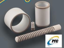 Metallized Ceramic Components Precision Machined-Image