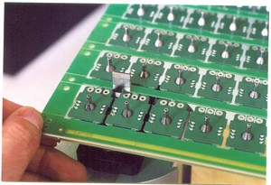 Singulate Tab Routed PCBs with the N100 Nibbler-Image