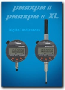 Next Generation µMaxµm® Digital Indicators-Image